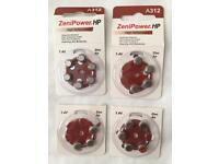 ZeniPower HP A312 Hearing Aid Batteries