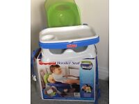 Portable booster seat £20 ono