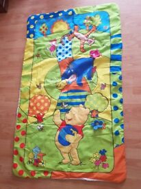 Winnie the pooh baby play mat