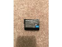 Hahnel Nikon Battery. Brand New