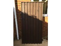 Wooden garden gate. Good condition .with all fittings.