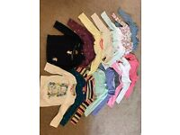 18 - 24 Month Girl's Bundle (Over 120 items)