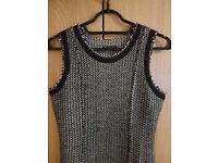 Sisley Tweed dress- stunning