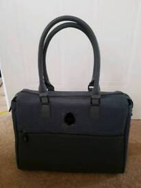 Quantum Grey Egg Changing Bag Brand New
