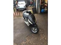Piaggio zip 50cc 50 cc 08 plate zip scooter moped ped MOT logbook