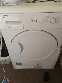 Condenser dryer for sale £170 still in warranty!