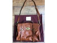 Mulberry Alexa Large Tan Leather Bag