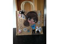 Genuine Claireabella Jute Bag