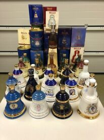 Bells Decanter Collection