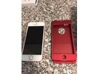 Immaculate 16g unlocked iPhone SE rose gold