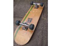 Hudson New York Full Size Skateboard Used