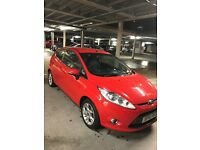Ford Fiesta 1.2 Zetec 2011 61 Plate May Swap Px Cheapest About