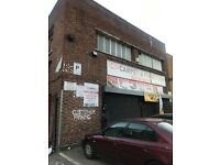 Warehouse/Land - Potential to Build Flats - Two Double Storey -13,000sq ft - £6m FREEHOLD