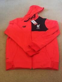 Liverpool training jacket