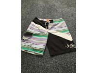 Billabong womens shorts