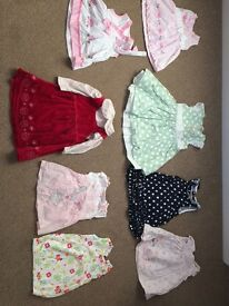 Baby clothes - up to 12 months, over 50 items including ted Baker, Jasper Conran