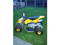 50cc kids quad brand new