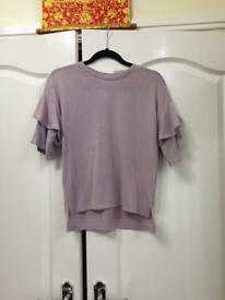 Girls river island top