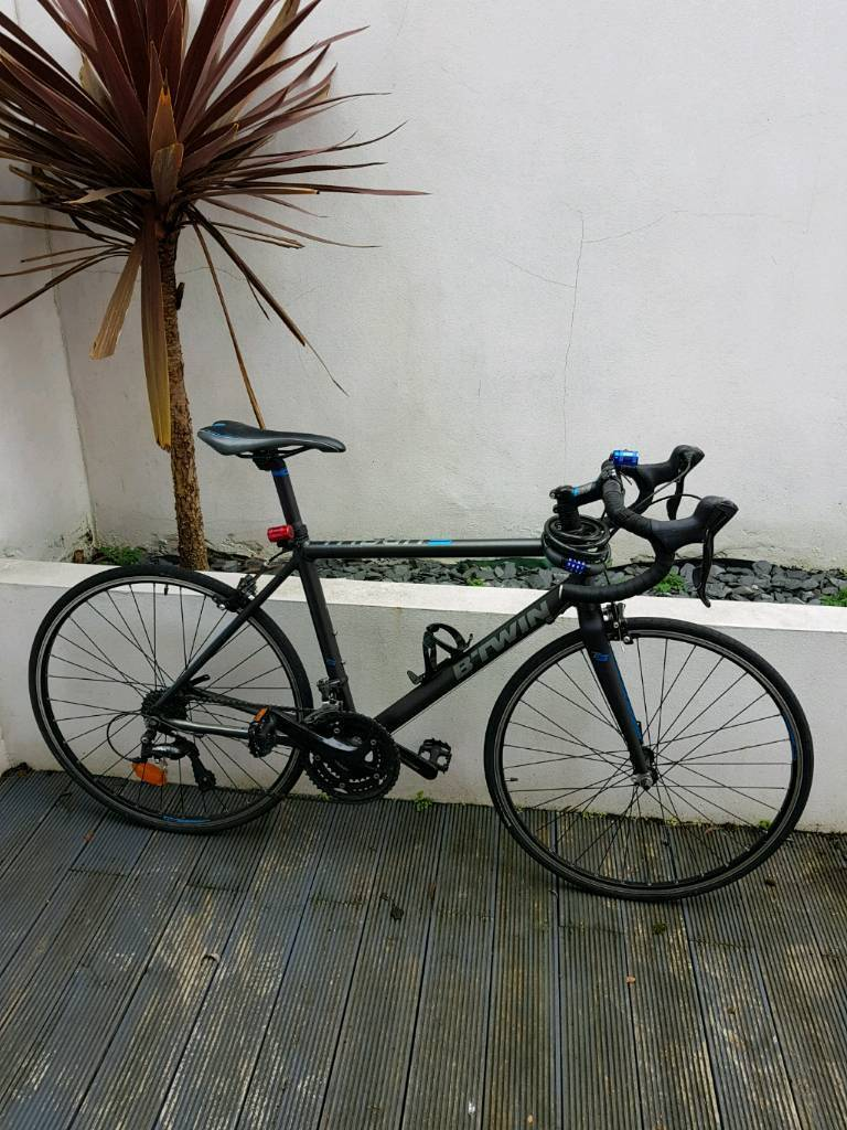 Btwin triban 5 road bike | in Leicester, Leicestershire | Gumtree