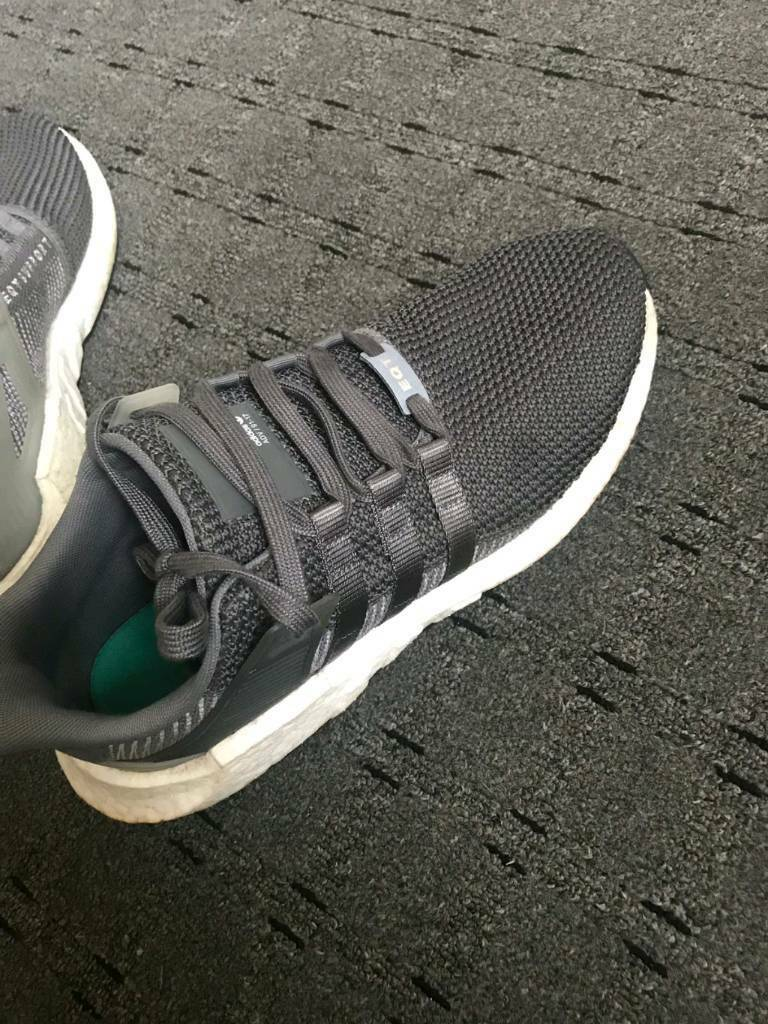 cheaper f532a 8e3db Adidas EQT SUPPORT ADV 93/17 size 9 uk used like new | in Batley, West  Yorkshire | Gumtree