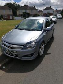 Vauxhall Astra cdti xp