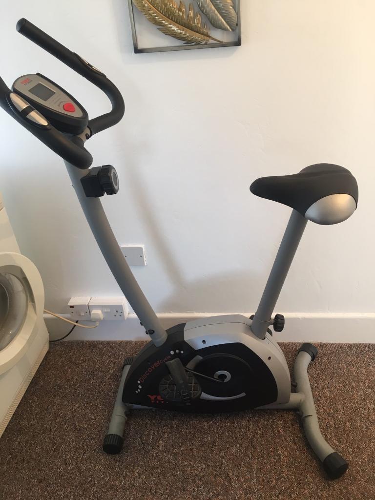 York Fitness Discover Exercise Bike