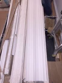 Plaster coving / cornicing