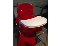 MOTHERCARE TRAVEL BOOSTER SEAT EXCELLENT CONDITION