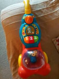Vtech Hoover toy