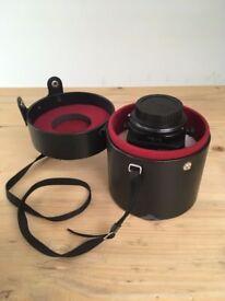 Canon Lens TS-E 24mm + Hoya 72mm Skylight (1B) filter