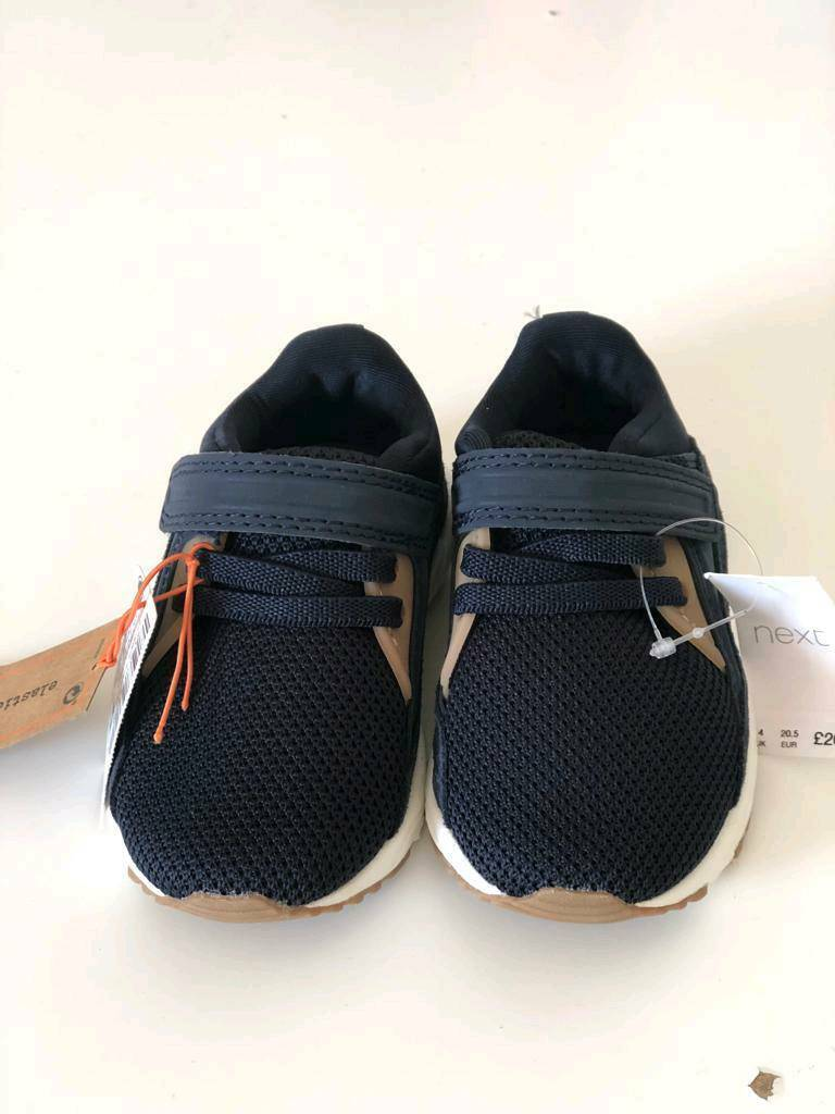de39cf036b1f Next size 4 baby sport shoes - snicker