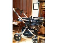 FREE Mothercare pram - good for spares