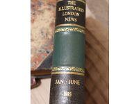 Illustrated London News Jan - June 1885