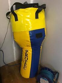 Punchbag (uppercut bag)