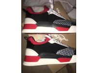 Louboutin Aurelian size 10 can also fit size 9
