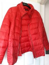 Womens/Girls Lightweight puffa coat