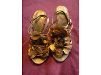 Jasper Conran strappy high heel sandals