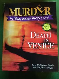 CD game - Murder Mystery