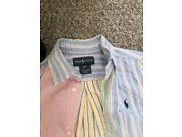 Genuine Ralph Lauren boys shirt age 3/4