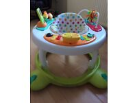 Baby walker (mothercare) for free
