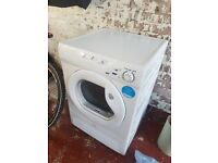 Candy Large Drum Tumble dryer Used twice been in storage few marks on it but as New