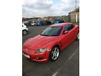 Mazda rx8 231 2006 year mot recent engine rebuild