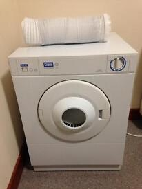 Creda 4kg vented tumble dryer. SOLD