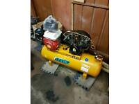 LTS UK PETROL AIR COMPRESSOR