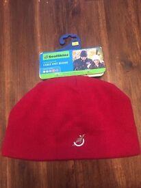Waterproof hat - Sealskinz - size small/medium