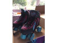 Rio Retro quad skates size 13