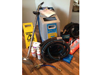 Prochem Steampro Carpet Cleaning Machine and Equipment + Heater System