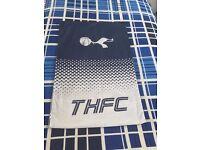 Tottenham Hotspur reversible single duvet cover inc pillow case