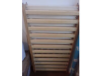 Mothercare Wooden Baby Cot Bed