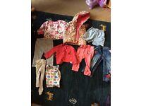 Girls clothes 9-12 bundle